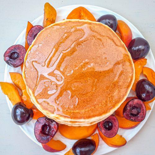 pancakes up