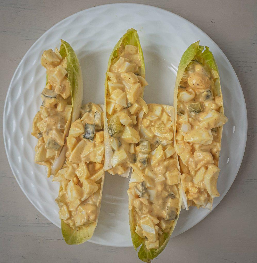 salata de oua si maioneza