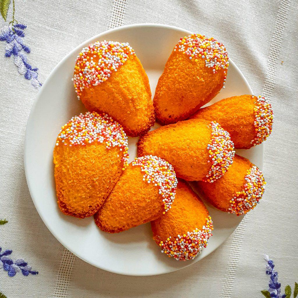 madlene cu portocale