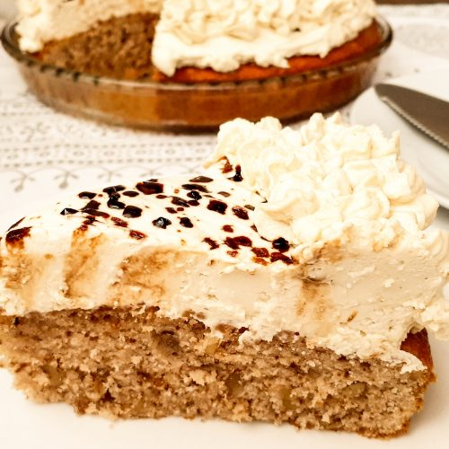 tarta cu crema ness
