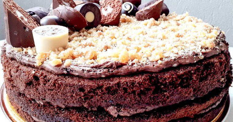 Tort Krantz cu ciocolată