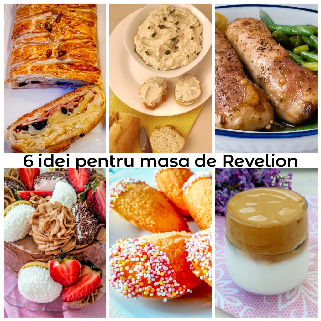 6 idei pentru masa de Revelion