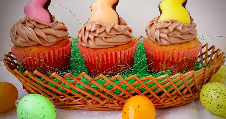 Cupcakes de Paște