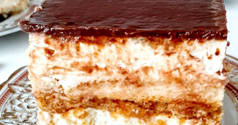 Prăjitura Almondina
