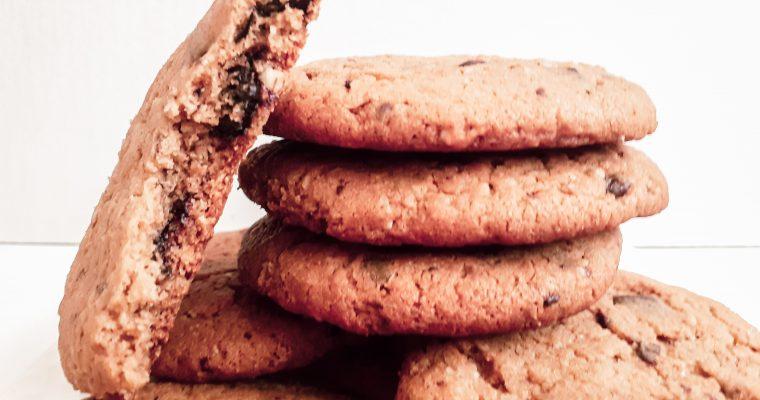 Cookies cu unt de arahide